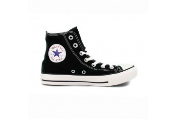 Zapatillas CONVERSE CHUCK TAYLOR ALL STAR negras bota